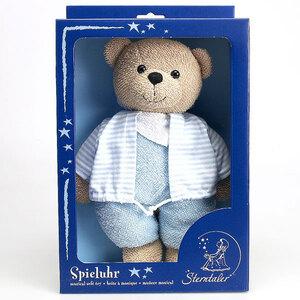 Sterntaler Spieluhr Bär aus Frotte und 40510325