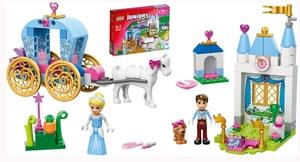 LEGO Cinderellas Märchenkutsche Lego Juniors, 4-7 Jahre 10729