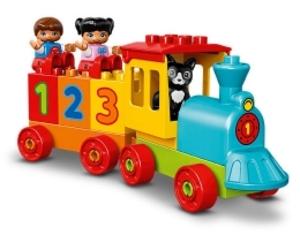 LEGO Zahlenzug 10847