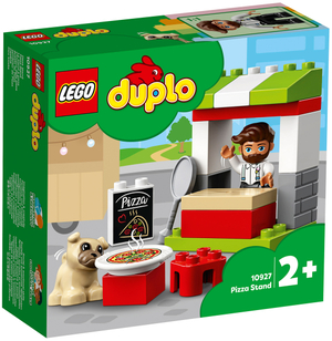 LEGO DUPLO Pizza-Stand 10927A1