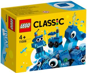 LEGO Classic Blaues Kreativ-Set 11006A1