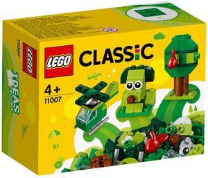 LEGO Classic Grünes Kreativ-Set 11007A2