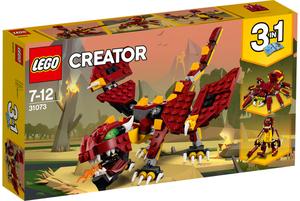 LEGO Fabelwesen Lego Creator, ab 7 Jahren 31073