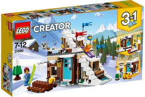 LEGO Wintersportparadies Lego Creator, ab 7 Jahren 31080