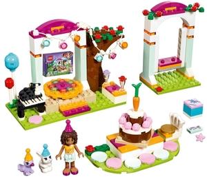 LEGO Geburtstagsparty Lego Friends, 5-12 Jahre 41110A1
