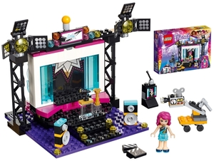 LEGO Popstar TV-Studio Lego Friends, 6-12 Jahre 41117