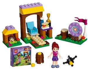 LEGO Abenteuercamp Bogenschiessen Lego Friends, 6-12 Jahre 41120A1