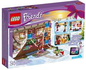 LEGO Adventskalender Lego Friends Lego Friends, 5-12 Jahre 41131