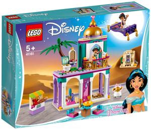 LEGO Aladdins und Jasmins Palastabenteuer, 193 Teile, Lego Disney, ab 5+ 41161A1