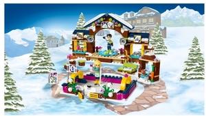 LEGO Eislaufplatz im Wintersport- ort, Lego Friends, 6-12 Jahre 41322A1