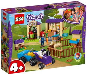 LEGO Mias Fohlenstall Lego Friends, 118 Teile, ab 4+ 41361