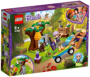 LEGO Mias Outdoor Abenteuer Lego Friends, 134 Teile, ab 6+ 41363