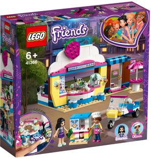 LEGO Olivias Cupcake-Café Lego Friends, 335 Teile, ab 6+ 41366
