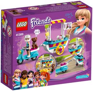 LEGO Friends Stephanies mobiler Eiswagen 41389A2