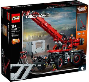 LEGO Geländegängiger Kranwagen Lego Technic, ab 11 Jahren 42082A1