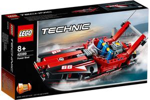 LEGO Rennboot Lego Technic, 174 Teile, ab 8+ 42089A2