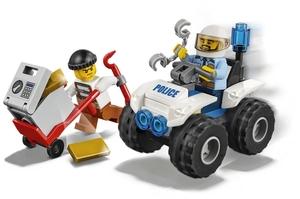 LEGO Gangsterjagd auf dem Quad 60135A2