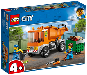LEGO Müllabfuhr Lego City, 90 Teile, ab 4+ 60220A2