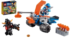 LEGO Knighton Scheiben-Werfer Lego Nexo Knights, 7-14 Jahre 70310
