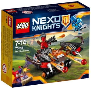 LEGO Globlin Armbrust Lego Nexo Knights, 7-12 Jahre 70318