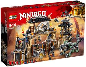 LEGO Drachengrube Lego Ninjago, 1606 Teile, ab 9 Jahren