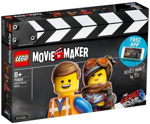 LEGO Movie Maker Lego Movie, 482 Teile, ab 8 Jahren 70820A1