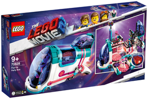 LEGO Pop-Up-Party-Bus Lego Movie, 1014 Teile, ab 9+ 70828A1