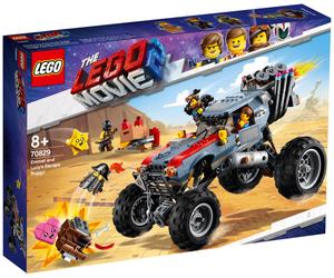LEGO Emmets und Lucys Fluchtbuggy Lego Movie, 550 Teile, ab 8 Jahren 70829A1