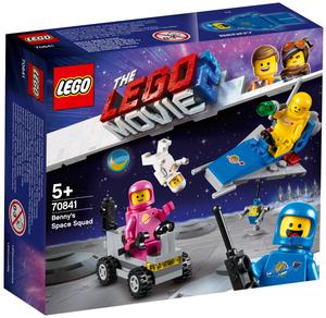 LEGO Bennys Weltraum-Team Lego Movie, 68 Teile, ab 5+ 70841
