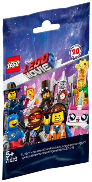 LEGO Minifigures Movie 2 in Tüten zum Sammeln, ab 5+ 71023