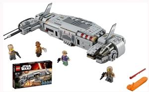 LEGO Resistance Troop Transporter Lego Star Wars, 8-14 Jahre 75140