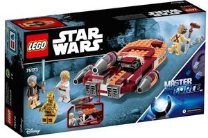 LEGO Luke's Landspeeder Lego Star Wars, 7-12 Jahre, 149 Teile 75173