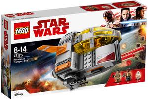 LEGO Resistance Transport Pod Lego Star Wars, 294 Teile, 8-14 Jahre 75176