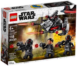 LEGO Inferno Squad Battle Pack Lego Star Wars, 118 Teile, ab 6+ 75226
