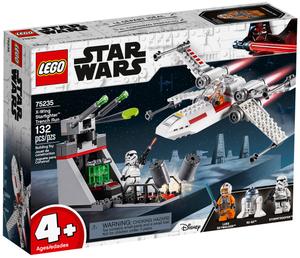 LEGO X-Wing Starfighter Lego Star Wars, 132 Teile, ab 4+ 75235