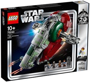 LEGO Slave I Lego Star Wars, 1007 Teile, ab 10+ 75243A1