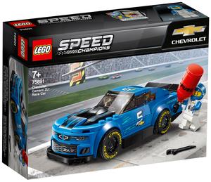 LEGO Rennwagen Chevrolet Camaro ZL1, Lego Speed Champions, 198 Teile, ab 7 Jahren 75891