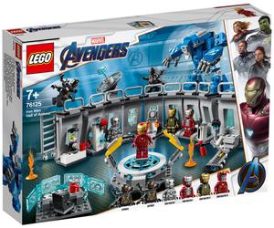 LEGO Iron Mans Werkstatt V29, Super Heroes Marvel Avengers 76125