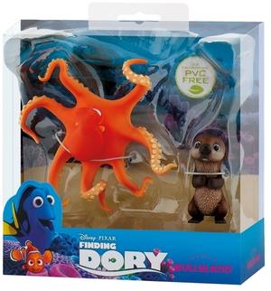 BULLYLAND Geschenk-Box 2 Figuren Finding Dory, PVC-Freies Material 43012067