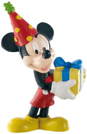 BULLYLAND Mickey Celebration 7 cm PVC-Freies Material 43015338