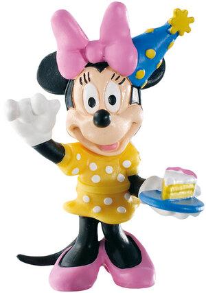 BULLYLAND Minnie Celebration 7 cm PVC-Freies Material 43015339