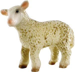 BULLYLAND Lamm 5 cm, PVC-Frei, naturgetreu und handbemalt 43062478