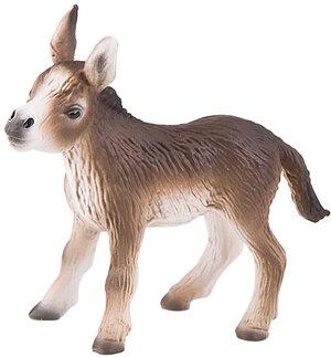 BULLYLAND Eselfohlen 7.5 cm, PVC-Frei, naturgetreu und handbemalt 43062550