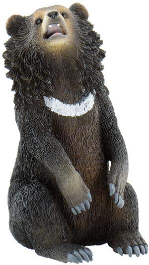 BULLYLAND Kragenbär 10 cm, PVC-Frei, naturgetreu und handbemalt 43063657