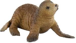 BULLYLAND Seelöwenjunges 7 cm, PVC-Frei, naturgetreu und handbemalt 43063674