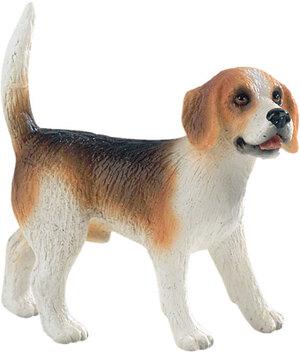 BULLYLAND Beagle Henry 6 cm PVC-Freies Material 43065424