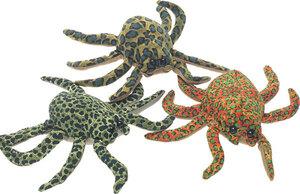 HUMTOYS Sandtiere Spinne, 12cm Farben sortiert, HG270 43390019