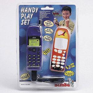 Simba Handy-Spielset, 4-fach (eines wird geliefert) sort. 45130634