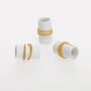 klein Kassenrolle Ersatz, 3 Stk. passend zu Kasse 451-10-300, Papierstreifen 2 cm breit 45150012