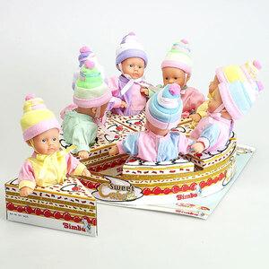 Simba Puppe Cake, 14 cm, 4-fach (eines wird geliefert) 50302435